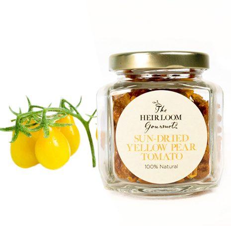 Sun Dried Yellow Pear Tomato