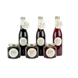 Combo syrups and preserves